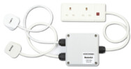 MS 10A 2 Way Relay Remote Timer